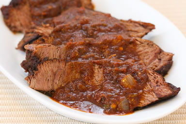 Southwestern-pot-roast