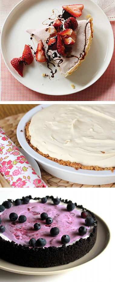 BLOGHUNGRY: 10 Ice Cream Pies I Want to Eat Right Now